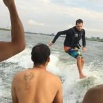 サーフィン上級者に教えてもらって上手くならない?